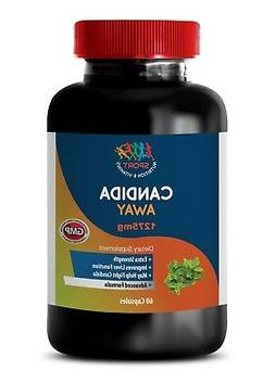 CANDIDA AWAY Dietary Supplement Body Pure Mineral Blend 1 Bo