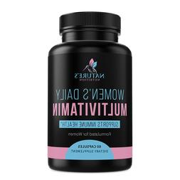 Multi Vitamin for Women - Highest Potency Complete Daily Mul