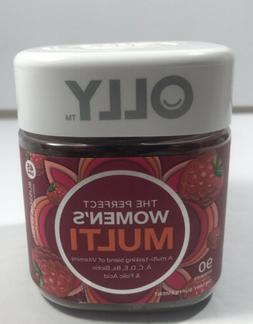 Olly The Perfect Women's Multi Vitamin Gummies, Immune Syste